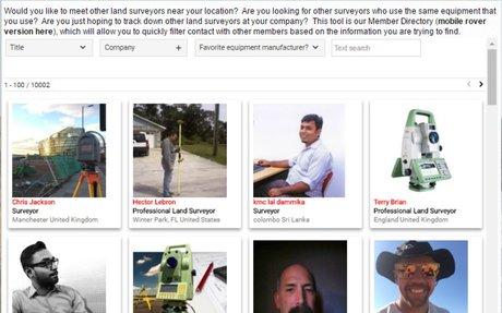 Surveyor Directory – Land Surveyors United