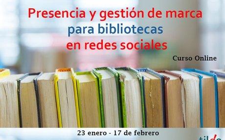 Curso Redes Sociales y Bibliotecas