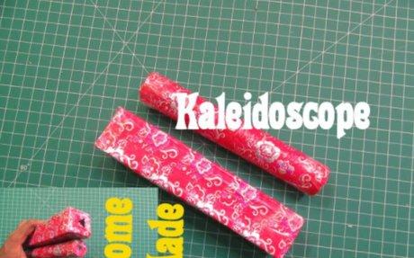 MAKE a Kaleidoscope