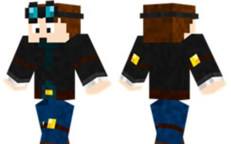 Horror Skins in Minecraft - Howmate.com