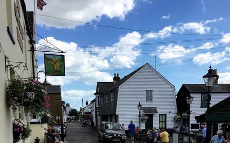 Places to go in Southend - Old Leigh