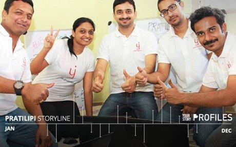 The Pratilipi storyline — highlighting entrepreneurial lessons of 2016
