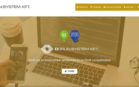 Dorlin-Systen Kft. - weboldalkészítés