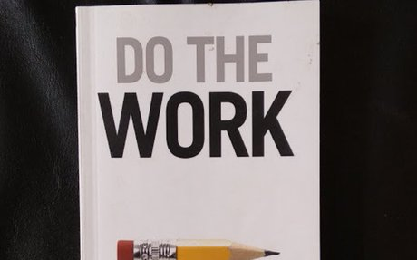Do the Work: Overcome Resistance and Get Out of Your Own Way: Steven Pressfield, Seth Godi