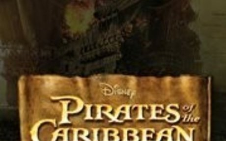 Pirates of the Caribbean presented by Disney