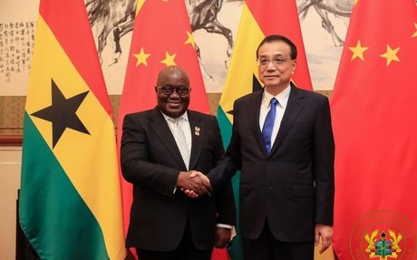 Ghana, China sign co-operation agreements for development - Citi Business News