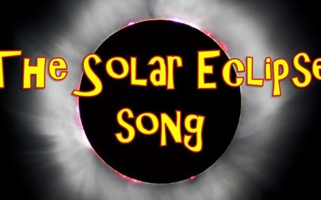 The Solar Eclipse Song | Solar Eclipse Song for Kids | Solar Eclipse Facts | Silly School