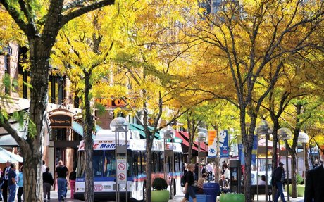 16th Street Mall in Denver, Colorado| VISIT DENVER