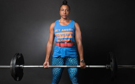 12 Badass People Who Lift Weights To Heal, Fight Oppression, And Build Community