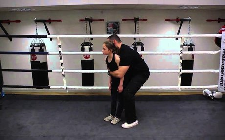 Self-Defense for Women of All Ages