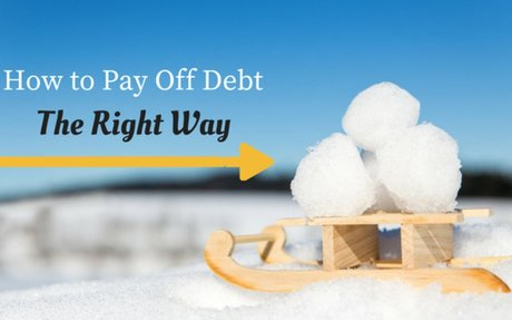 The Debt Avalanche: The Correct Way to Pay Off Personal Debt
