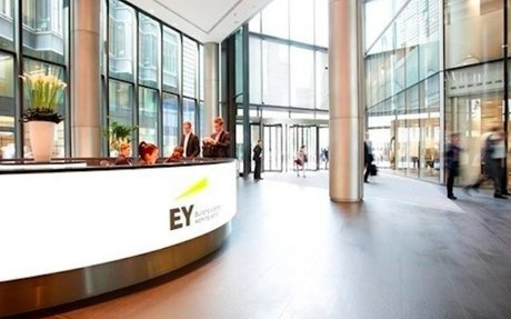 Once known just for accounting, EY now gets billions of dollars from digital consulting
