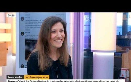 05/06/2017 - France Info TV - L'invité de l'éco
