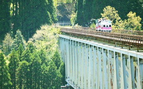 4 of Japan's Most Fun and Scenic Train Journeys | Tokyo Weekender