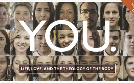 Theology of the Body (10-12 grades) - Wednesday