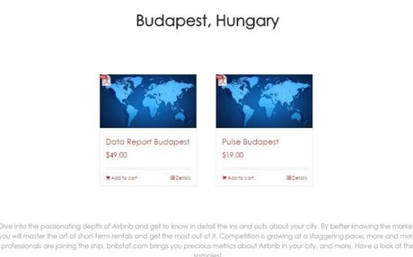 Learn about Airbnb Budapest data and costing analytics