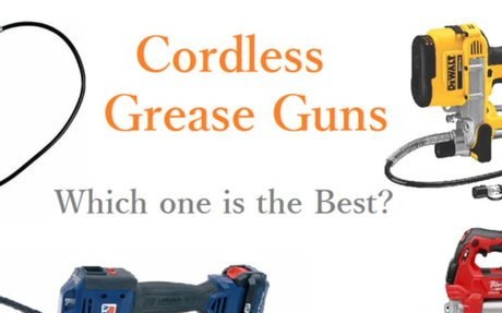 Best 18V Cordless Greast Gun - Powerful Battery Operated on Flipboard