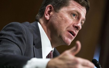 SEC chief says agency won't change securities laws to cater to cryptocurrencies