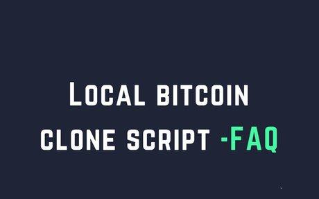 Local Bitcoin Clone PHP Script   Remitano Clone Script   Bitcoin buy sell script