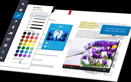 ActiveTextbook: Interactive Textbook Software from Evident Point