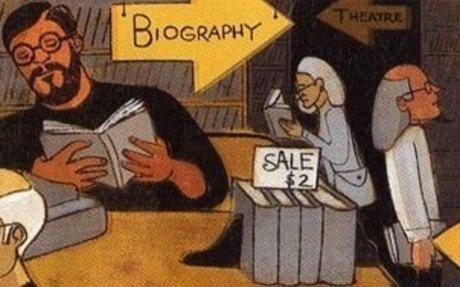 The Bookstore Brain