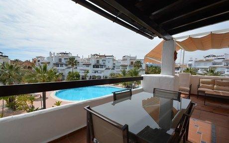 Familievennlig leilighet i San Pedro de Alcantara (R2659430)