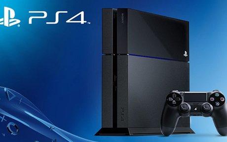 I play PS4