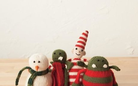Knitters Squad : FREE Pattern