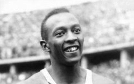 3. Jesse Owens- Sports Leader