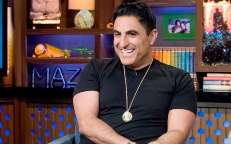 Here's What Reza Farahan Eats Every Day to Maintain His 40-Pound Weight Loss