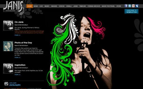 Janis Joplin | Official Website