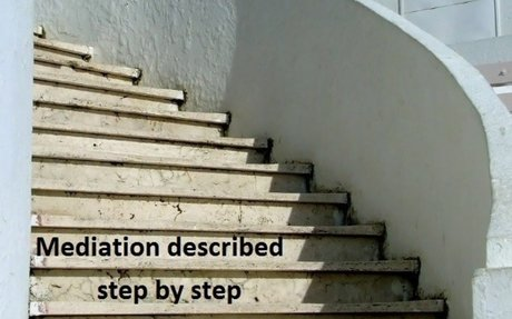 Mediation described step by step: Part 1, An overview - New Landscape Mediation