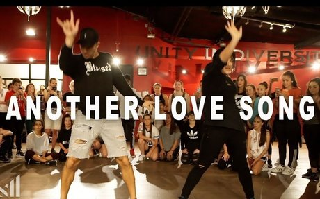 """ANOTHER LOVE SONG"" - Ne-Yo Dance || Matt Steffanina ft Balta Monkiki"