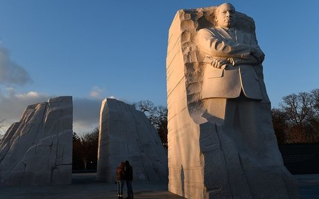 Racial inequalities in wages, income, and wealth show that MLK's work remains unfinished