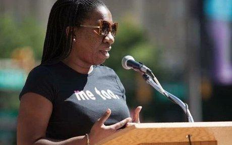 "Black Woman Tarana Burke Founded The ""Me Too"" Movement"