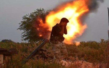 الثوار يستعيدون كافة نقاط خان الشيح وقتلى ميليشيات الشبيحة بالعشرات