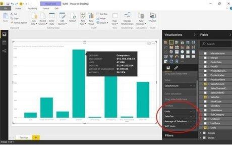 Power BI Desktop May Update Feature Summary