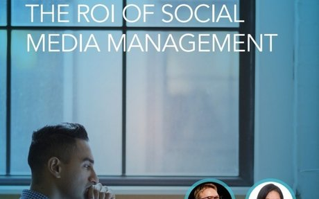 The ROI of Social Media Management Tools #SMM