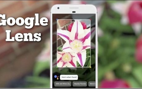 Google Lens — The Future Of Augmented Reality – Chan Chawla – Medium