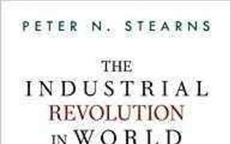 TEACHER The Industrial Revolution in World History