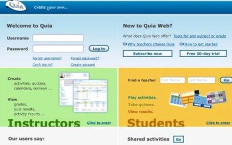Quia - Create online quizzes, games and surveys.