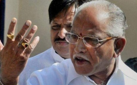 B S Yeddyurappa to go on fast from July 7 to July 9 for farm loan waiver