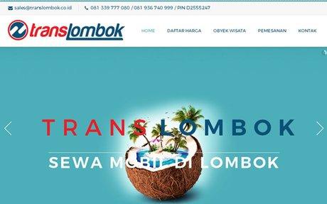 Rental Mobil Murah di Lombok