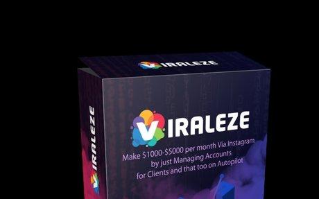 Viraleze – Instagram Marketing Training Plus Scheduling App