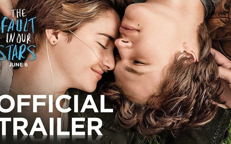 #3 Fault in our Stars because it taught me to live life to the fullest.