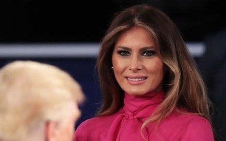 Melania Trump attaque le tabloïd qui avait affirmé qu'elle était une escort-girl