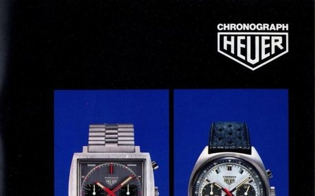 OnTheDash - The definitive guide to Heuer