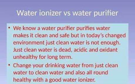 Alkaline water ionizer comparision in India. Enagic kangen water machine, Kyk,  H-rich rev
