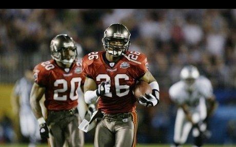 Buccaneers Super Bowl XXXVII Highlights