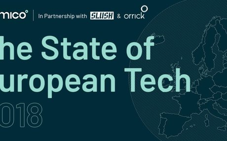 2018-12 State of European Tech 2018